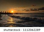a coastal sunrise clacton on...