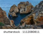 amazing and unique cliffs... | Shutterstock . vector #1112080811