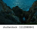amazing and unique cliffs... | Shutterstock . vector #1112080841