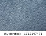denim texture for background   | Shutterstock . vector #1112147471