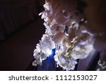 beautiful wedding flower... | Shutterstock . vector #1112153027