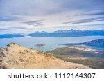 top of cerro guanaco  tierra... | Shutterstock . vector #1112164307