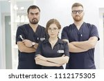 medical education   concept... | Shutterstock . vector #1112175305
