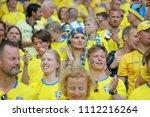 nice  france   june 22  2016 ... | Shutterstock . vector #1112216264