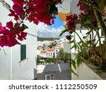 albufeira   algarve   portugal | Shutterstock . vector #1112250509