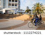 port of kobe park  kobe  kansai ...   Shutterstock . vector #1112274221
