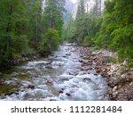A stream in yosemite national...