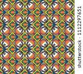 geometrical abstract tiles... | Shutterstock .eps vector #1112297651