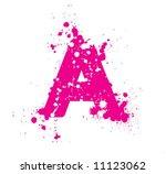a_splattered_letter