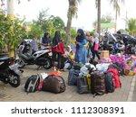 jakarta  indonesia   june 11 ... | Shutterstock . vector #1112308391