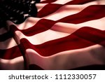 usa independence day  4 july.... | Shutterstock . vector #1112330057