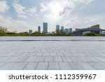 panoramic skyline and buildings ... | Shutterstock . vector #1112359967