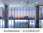 panoramic skyline and buildings ... | Shutterstock . vector #1112363129