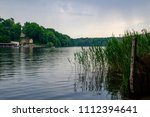 view from the reeds on the... | Shutterstock . vector #1112394641