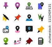 solid vector ixon set  ... | Shutterstock .eps vector #1112409131