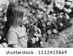 childhood  happiness. happy... | Shutterstock . vector #1112415869