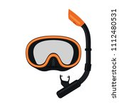 collection for scuba diving or... | Shutterstock .eps vector #1112480531