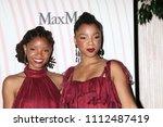 los angeles   jun 13   chloe... | Shutterstock . vector #1112487419