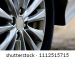 magnesium alloy wheels used... | Shutterstock . vector #1112515715