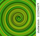 bright green twisted spiral... | Shutterstock . vector #1112546579