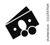 money symbol  paper money and... | Shutterstock .eps vector #1112547434