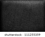 Closeup Of Seamless Black...