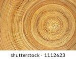 bamboo dish i | Shutterstock . vector #1112623