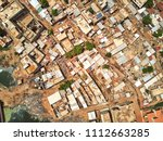 bamako is the capital and... | Shutterstock . vector #1112663285