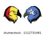 belgium vs somalia | Shutterstock . vector #1112731481