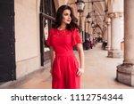 photo of beautiful stylish...   Shutterstock . vector #1112754344