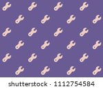 endless repeating sallow pale... | Shutterstock . vector #1112754584