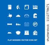 modern  simple vector icon set... | Shutterstock .eps vector #1112778671