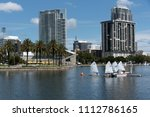 south yacht basin  st.... | Shutterstock . vector #1112786165
