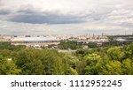 moscow  russia   june 07  2018  ...   Shutterstock . vector #1112952245
