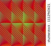 minimal gradient pattern.... | Shutterstock .eps vector #1112963621