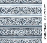 hand drawn pattern. abstract... | Shutterstock . vector #1112996294