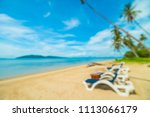 abstract blur and defocused... | Shutterstock . vector #1113066179