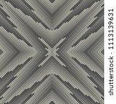 seamless star pattern.... | Shutterstock .eps vector #1113139631