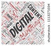 vector concept or conceptual... | Shutterstock .eps vector #1113271034