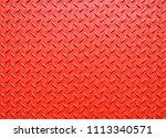 Red Painted Industrial Metal...