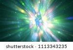 abstract neon background.... | Shutterstock . vector #1113343235