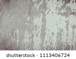 the texture of the peeling... | Shutterstock . vector #1113406724