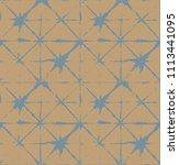 black  gray kimono texture...   Shutterstock .eps vector #1113441095
