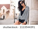 photo of beautiful stylish... | Shutterstock . vector #1113544391