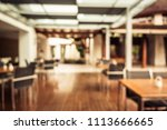 abstract blur and defocused... | Shutterstock . vector #1113666665