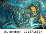 marble abstract acrylic...   Shutterstock . vector #1113716939