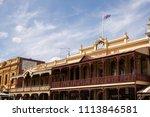 ballarat  australia  march 15 ... | Shutterstock . vector #1113846581