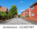norrkoping  sweden   june 15 ...   Shutterstock . vector #1113857987