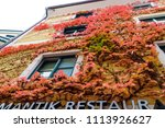st.wolfgang  austria   october... | Shutterstock . vector #1113926627