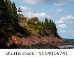 Olws Head Lighthouse Sits Atop...